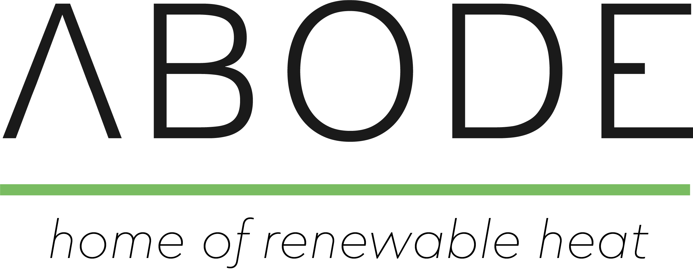 Abode Heat – The home of renewable heat