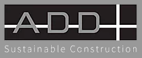 ADD Sustainable Construction Logo